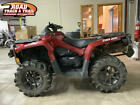 2018 Can-Am® Outlander™ MAX XT™ 850 Intense Red    Red
