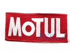 MOTUL Motorcycle Jacket Badge Patch Racing H BG01