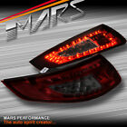 Smoked Red LED Tail lights for Porsche 911 Carrera 997 05-08 & GT2 GT3 Turbo