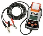 Solar Digital Battery and System Tester with Integrated Printer BA327