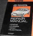 1996 TOYOTA TERCEL Service Shop Workshop Repair Manual NEW