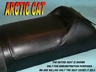 Arctic Cat Thundercat & Thunder Cat mountain Cat 1996 New seat cover black 705