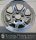 "2) NEW 12"" 7 Spoke Trailer Wheels Fits: 4.80-12 5.30-12 (Jet Ski, Boat Trailers)"