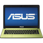 "Asus X401A-RGN4 14"" Lime Green Notebook - X401ARGN4"