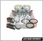 95-97 Fits Ford 2.0L Contour Mystique ZETEC Pistons Rings & Bearings Kit #MPR004
