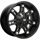 20x9 Black RBP 97R 8x6.5 -12 Rims Nitto Trail Grappler 35x12.50R20LT Tires