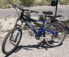 Cannondale PROPHET Mountain BIKE Mens Medium TRADITIONAL FRONT FORK 2006 BLUE