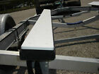 """REPLACE BOAT TRAILER CARPET WITH EXTRA WIDE ( 4"""" x 48"""" ) BUNK SLIDES"""