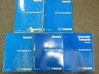 2004 Mazda 3 MAZDA3 Service Repair Shop Manual FACTORY OEM BOOKS 5 VOLUME SET 04