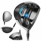New TaylorMade SLDR S Reg. RH 12 Deg Driver & FREE #3 or #5 FW  wCovers & Tool