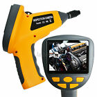"""3.5"""" LCD Industrial Pipe Car Video Inspection Endoscope 10mm Camera Snake Scope"""