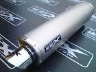 KTM 390 Duke 2013 + Titanium Tri Oval Exhaust Can Road Legal inc Baffle