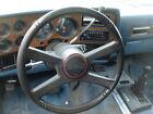 81-94 Chevrolet / GMC Sierra Silverado Leather 4 Spoke Steering Wheel NICE C/K