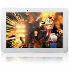 """10.1"""" Google Android 4.4 Quad Core 16GB Touch Phone Tablet GPS 3G Wifi 2SIM SLE"""