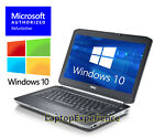 DELL LAPTOP LATITUDE E5420 2.10ghz 4GB 160GB 14 HD DVDRW WINDOWS 10 WiFi HDMI PC