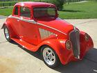 Willys : Street Rod Coupe 1933 Willys Model 77 Pro Street - Hot Rod - Street Rod