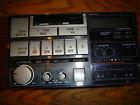 Vintage original 1986 Toyota Supra radio/tape deck 86120-14690