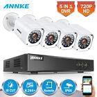 SANNCE 8CH 1080N TVI DVR 1500TVL Outdoor IR Night Vision Security Camera System