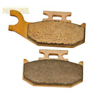 Rear Sintered Brake Pads For YAMAHA Raptor 700 YFM700R 2006-2012 2011 2010 2009