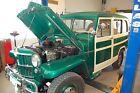 Willys : 4 WD Wagon original 1955 willys wagon