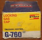 Made in the USA Vintage Stant G-760 (G760) Locking Fuel Gas Cap with 2 keys NOS