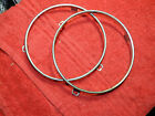 large 2 headlight bulb retaining ring set 70-72-73-74 cuda/barracuda/70-71 dart