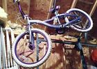 "SCHWINN (GIRLS) PURPLE & WHITE 20"" TIRE BIKE - IN GREAT CONDITION"