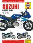 Haynes Suzuki GS500 Twin Repair Manual (1989-2006) HAYM3238