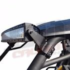 "Yamaha Viking Tubular Rack Mount combo LED 50"" Light Bars Brow Mount for 2014"