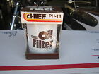 VINTAGE CHIEF AUTO PARTS OIL FILTER PH-13 NEW IN PACKAGE  PICS SHOW WELL