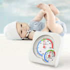 Nursery Baby House Room Mini Thermometer Wet Hygrometer Temperature Meter QT