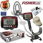 """Fisher F44 Metal Detector Bundle Bonus Offer with 11"""" Coil and 5 Year Warranty"""