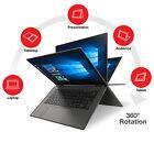 NEW 2016 4K UHD Toshiba Satellite Radius 12 6th Gen Intel i7-6500U 8GB Laptop