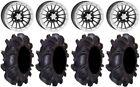 "ITP SD Beadlock 14"" Wheels 30"" Silverback Tires Yamaha YXZ1000R"