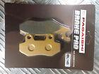 SEMI METAL FRONT BRAKE PADS FOR YAMAHA TT 250 R (4GY3/4GY5/4WA1) Raid 94-96
