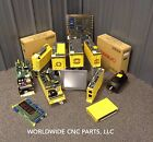 FANUC  A16B-2202-0853 OPTION 2 BOARD WITH ALL MODULES