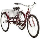 Schwinn Meridian 26'' Single Speed Tricycle Schwinn