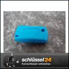Key Silicone Case light blue Citroen cover Peugeot Flip key