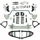 Mustang II 2 IFS Front End kit for 55-70 Chevy Nomad Stage 2 Standard Spindle