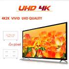 "CINEEYE - New 48"" W4813S Real 4K 60Hz UHD TV 3840 x 2160 HDMI LED TV Monitor"