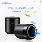 Black Bean Broadlink RM Mini3 Universal Intelligent WiFi/IR/4G Wireless Remote