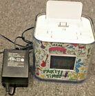 AUDIOVOX Dual Alarm Clock Radio for IPod CR8030iE5