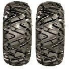 Pair of GBC Dirt Tamer (6ply) ATV Tires [27x11-12] (2)