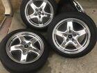 Pontiac Trans Am wheels