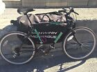 Schwinn Montague Folding Bicycle 18 Speed Shift w/ Black Canvas Carrying Bag