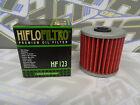 NEW Hiflo Oil Filter HF123 for Kawasaki KLX650R 1993-2001 / KLR650 1993-1997
