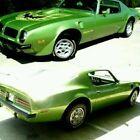 1971-76 14 x 7 Pontiac Honeycomb Wheels Firebird, Trans Am, + GTO / NICE BFG'S!