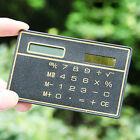 Vogue Small Slim Design Pocket Calculator Stationery Card Portable Calculator
