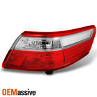 Fits 07-09 Toyota Camry Outter Piece Tail Light Brake Lamp Passenger Side
