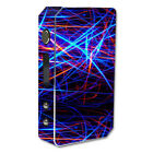 Skin Decal for Pioneer 4 you ipv3 Li 165w Vape Mod / Lasers Neon Laser beams